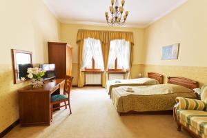 Zamek von Treskov, Hotels  Strykowo - big - 18