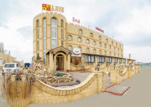 Волгоград - Zamok Hotel