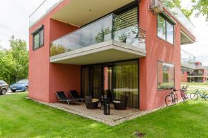 BalatonBee Apartman, Апартаменты  Балатонлелле - big - 11