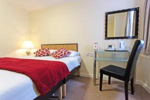 Britannia Hotel Leeds, Hotels  Leeds - big - 9