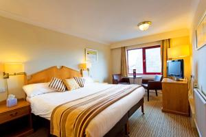 Britannia Hotel Leeds, Отели  Лидс - big - 6