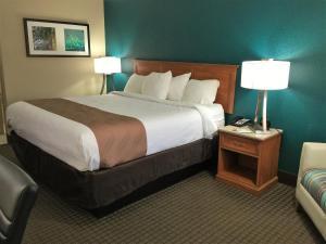 Quality Inn & Suites Near White Sands National Monument, Отели  Alamogordo - big - 11