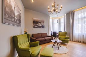 Apartments Bohemia Rhapsody, Appartamenti  Karlovy Vary - big - 17
