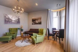 Apartments Bohemia Rhapsody, Apartmány  Karlove Vary - big - 21