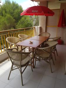 Apartamentos Cataluña92, Apartmány  Salou - big - 32