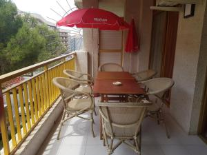 Apartamentos Cataluña92, Apartmány  Salou - big - 33