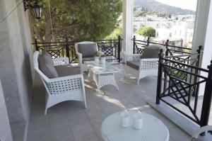 Ena Boutique Hotel, Hotels  Bodrum City - big - 11