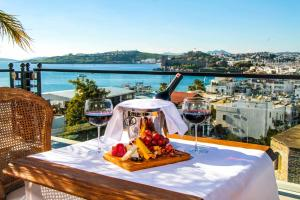 Ena Boutique Hotel, Hotels  Bodrum City - big - 33