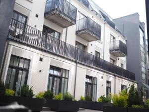Garden Hill Apartments, Apartmanok  Vilnius - big - 12