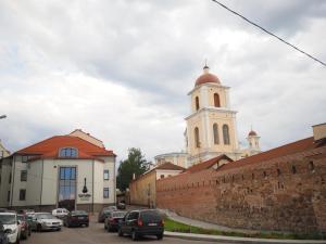 Garden Hill Apartments, Apartmanok  Vilnius - big - 73