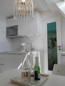 Haus-LIV-Appartement-Duene, Apartmány  Westerland - big - 6