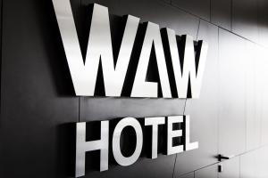 Waw Hotel Airport Okęcie, Hotely  Varšava - big - 54