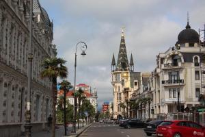 kvartira(stari batumi), Apartmány  Batumi - big - 1
