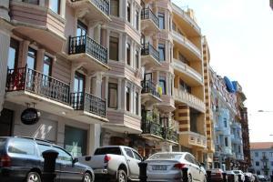 kvartira(stari batumi), Apartmány  Batumi - big - 6