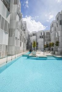 Patio Blanco Apartment