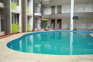 Atlas Airport Aparthotel, Ferienwohnungen  Nedumbassery - big - 40
