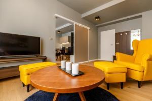 Apartments Bohemia Rhapsody, Apartmány  Karlove Vary - big - 43