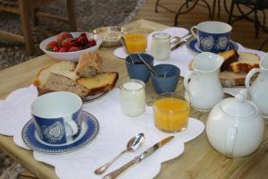 Les chambres d'Aimé, B&B (nocľahy s raňajkami)  Carcassonne - big - 50