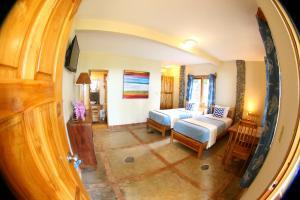 Hotel Playa Reina, Hotel  Llano de Mariato - big - 3
