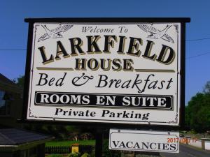 Larkfield House B&B