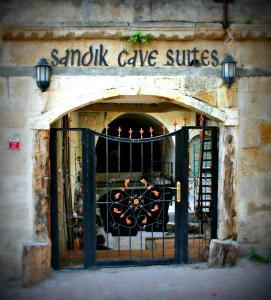 Отель Sandık Cave Suites, Ургюп