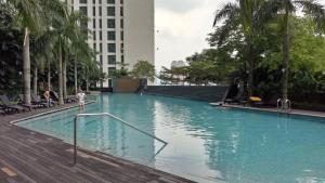 KLCC view Sky Residences, Apartmány  Kuala Lumpur - big - 11