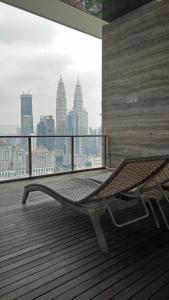 KLCC view Sky Residences, Apartmány  Kuala Lumpur - big - 15