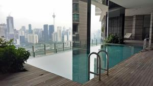 KLCC view Sky Residences, Apartmány  Kuala Lumpur - big - 16