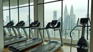 KLCC view Sky Residences, Apartmány  Kuala Lumpur - big - 18
