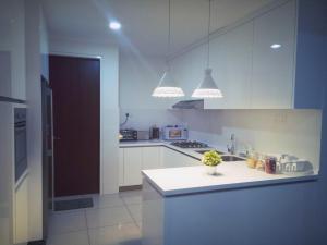 KLCC view Sky Residences, Apartmány  Kuala Lumpur - big - 21