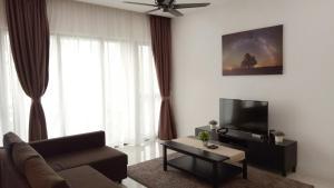 KLCC view Sky Residences, Apartmány  Kuala Lumpur - big - 26