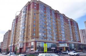 Apartment Valihanova street 1., Apartments  Astana - big - 1