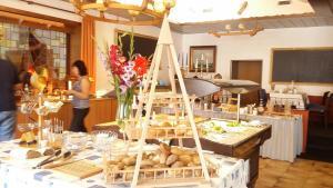 Familien- und Apparthotel Strandhof, Hotels  Tossens - big - 21
