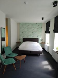 B&B Baudelo, Bed & Breakfasts  Gent - big - 18
