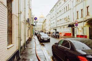 Pathos na Kremlevskoy, Penzióny  Moskva - big - 55