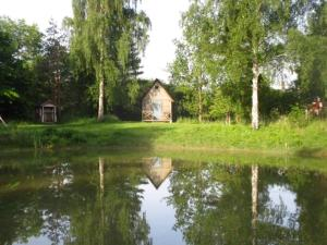 Alva Stugby, Dovolenkové parky  Hemse - big - 9