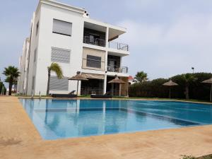 Résidence Galets sur Mer, Apartments  Dar Bouazza - big - 1