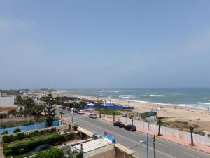 Résidence Galets sur Mer, Apartments  Dar Bouazza - big - 10