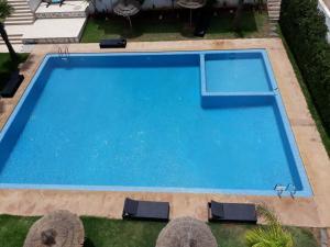 Résidence Galets sur Mer, Apartments  Dar Bouazza - big - 8