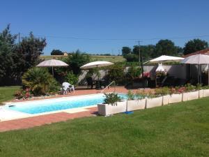 Chambres d'Hotes Villa Monsegur