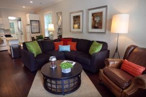Jefferson Cottage 2, Holiday homes  Memphis - big - 16