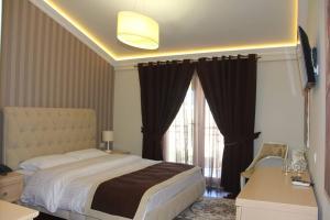 Hotel Vila Alfa, Hotel  Korçë - big - 11