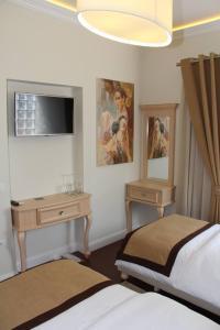 Hotel Vila Alfa, Hotel  Korçë - big - 23
