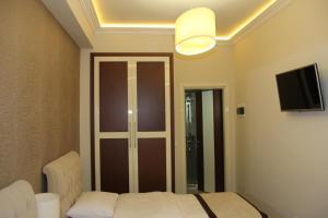 Hotel Vila Alfa, Hotel  Korçë - big - 7