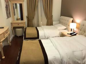 Hotel Vila Alfa, Hotel  Korçë - big - 17