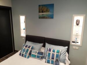Résidence Galets sur Mer, Apartments  Dar Bouazza - big - 5
