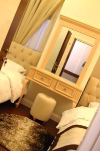 Hotel Vila Alfa, Hotel  Korçë - big - 5