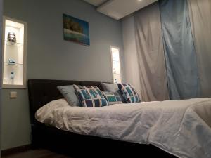 Résidence Galets sur Mer, Apartments  Dar Bouazza - big - 3