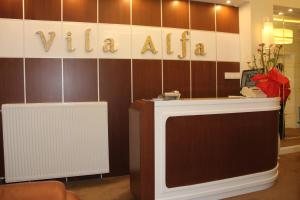 Hotel Vila Alfa, Hotel  Korçë - big - 31
