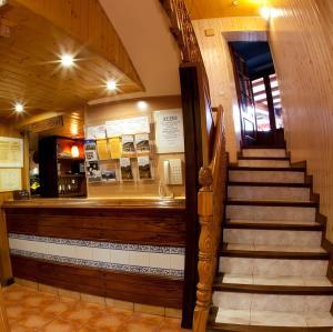 Hotel Sarao, Hotel  Escarrilla - big - 18